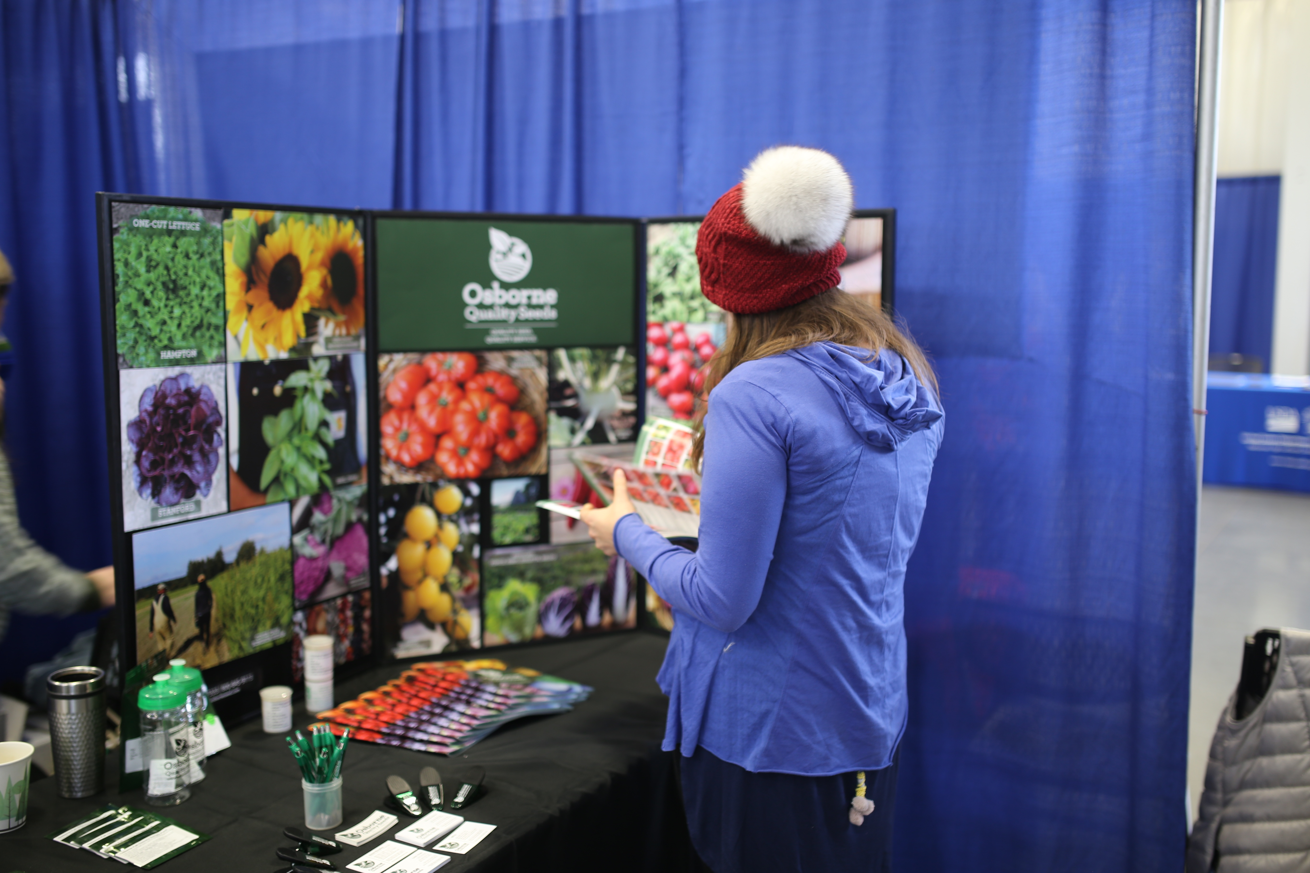 Tradeshow, Focus on Farming, 2018, Booth (33)